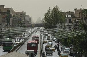 افزایش موقتی غلظت ازن در هوای تهران