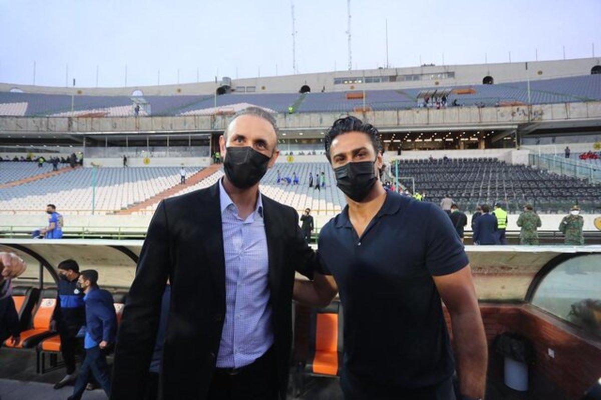 گلمحمدی: هر تیمی بیشتر داد بزند، داوری به نفع اوست!