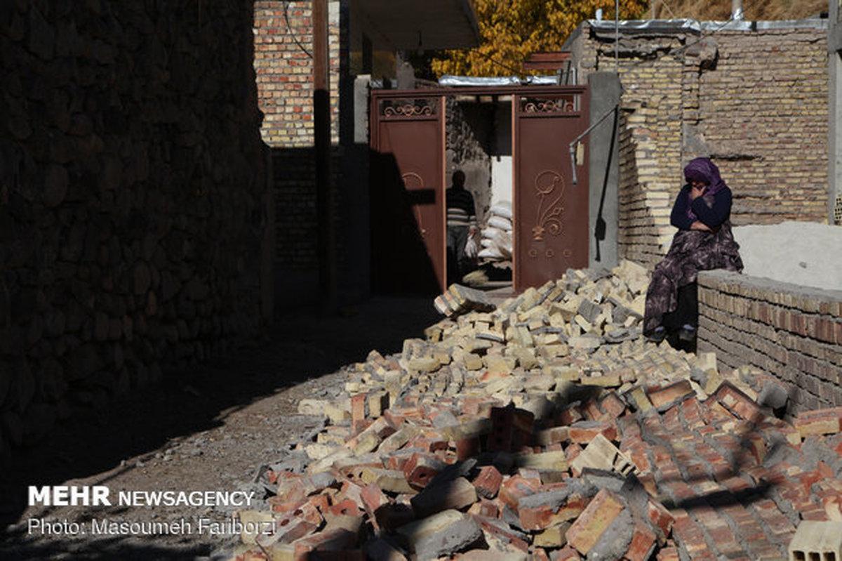 ۱۵۰ واحد مسکونی مددجویان کمیته امداد بر اثر زلزله تخریب شد