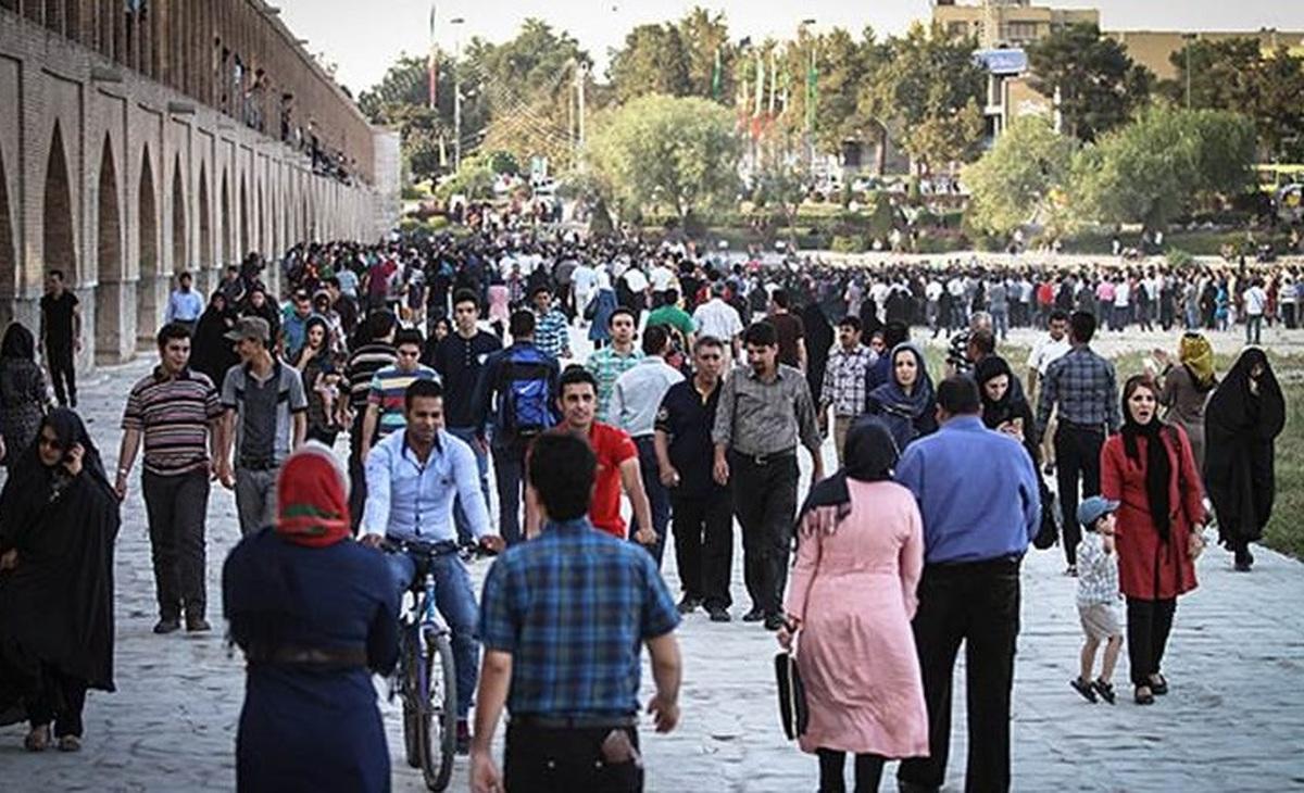 سقوط رشد جمعیت در اصفهان به زیر یک درصد