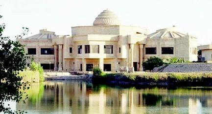 کاخ صدام به دانشگاه آمریکایی تبدیل می شود