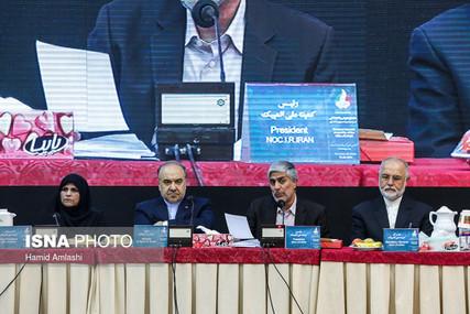 طاهریان و باقرزاده نواب رییس کمیته ملی المپیک شدند