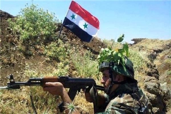 ارتش سوریه 105 داعشی را در بادیه سویدا به هلاکت رساند