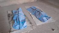مرگ ۲ کارگر در پی سقوط اتاقک جرثقیل از طبقه شانزدهم