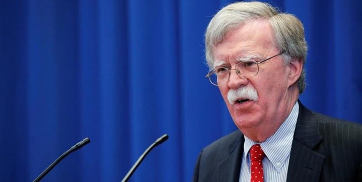 رویترز: تشدید فشار به ایران، از اهداف سفر بولتون به لندن است