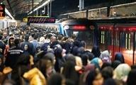 کلید شلوغی مترو در دست کیست؟