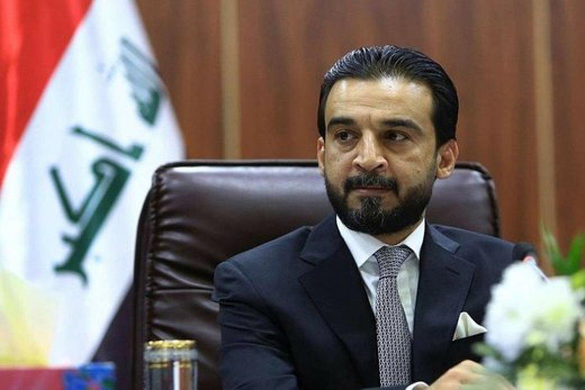 موضعگیری رئیس پارلمان عراق نسبت به ناآرامیها