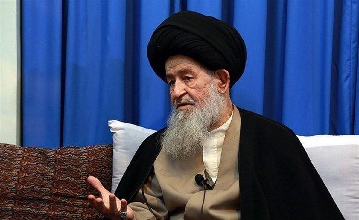 آیت الله علوی گرگانی: ملت برای حفظ نظام و حفظ رهبری خیلی با نجابت و صبور است
