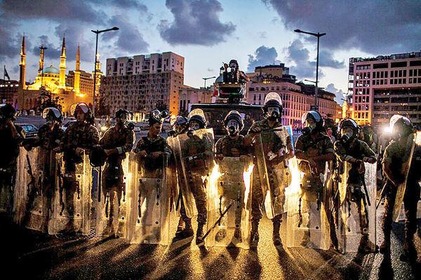 وضعیت فوقالعاده در بیروت | ارتش در لبنان همهکاره شد