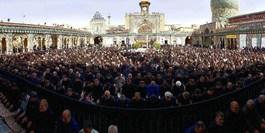 برگزاری مراسم و نماز ظهر عاشورا در سراسر کشور