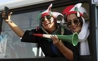 رویترز: تعهد کتبی ایران به فیفا برای حضور تماشاگران زن در بازی های لیگ برتر