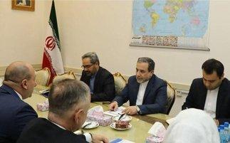 در دیدار عراقچی با معاون وزیر خارجه گرجستان چه گذشت؟