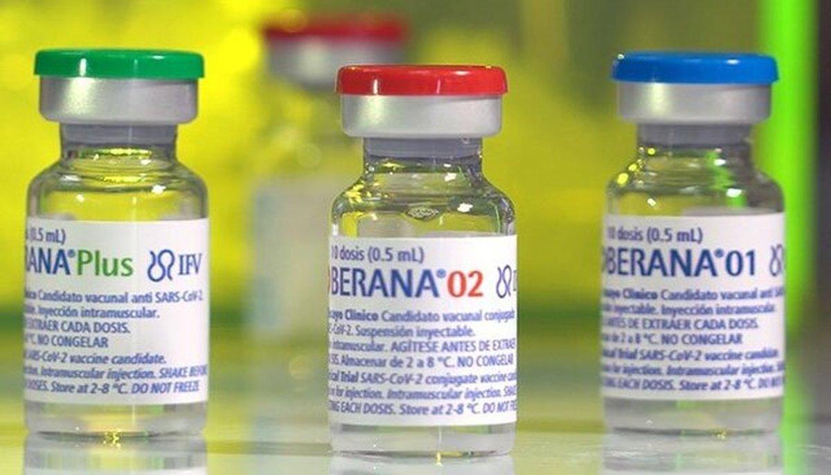 ۲ واکسن کرونای دیگر در کوبا تایید شد