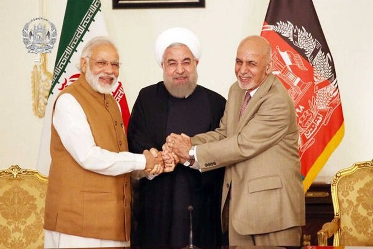جایگاه استراتژیک ایران در روند صلح افغانستان