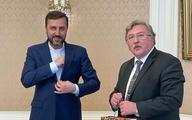 غریبآبادی با اولیانوف خداحافظی کرد