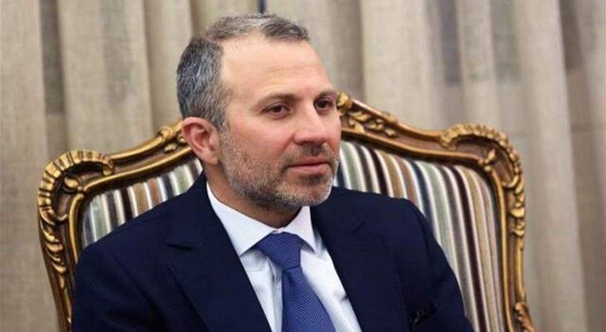 جبران باسیل: اولویت ما ترغیب حریری به تشکیل دولت است نه گرفتن سلب ماموریت تشکیل دولت
