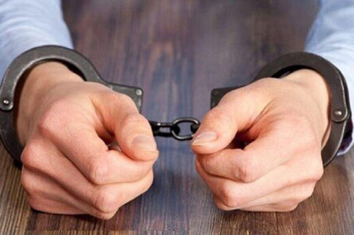 دستگیری قاتل فراری از نهاوند
