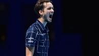 مدودف قهرمان تور ATP لندن شد