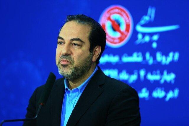 دکتر علیرضا رئیسی به سمت سخنگوی ستاد ملی مبارزه با ویروس کرونا منصوب شد