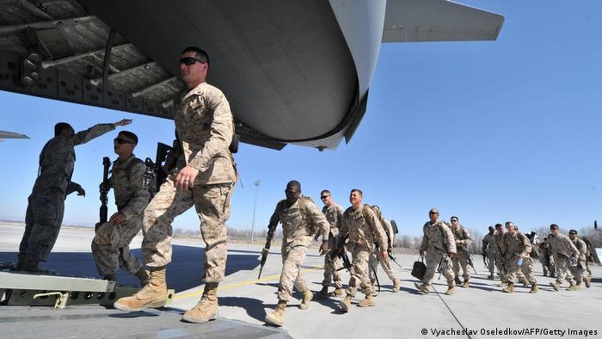 ادعای ترامپ درباره پایان خروج نیروهای آمریکایی +جزئیات