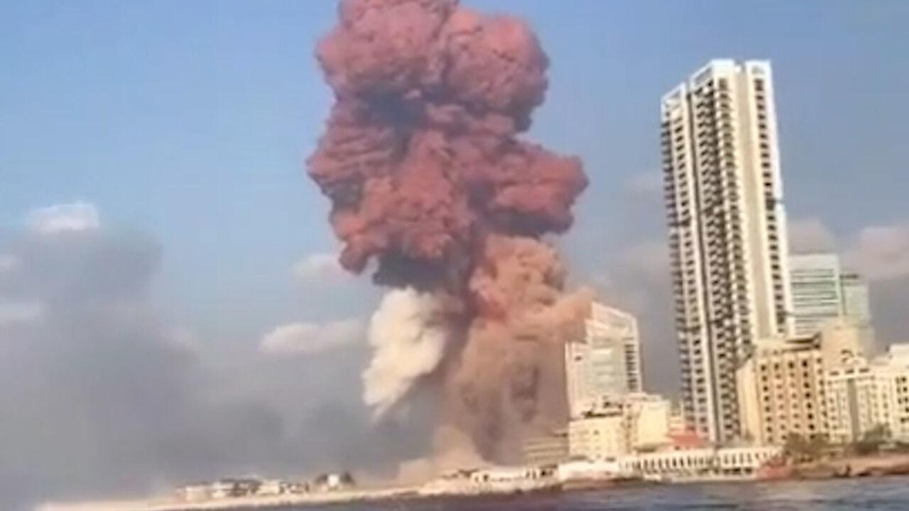 انفجار   |   19 بازداشتی در ارتباط با انفجار بندر بیروت