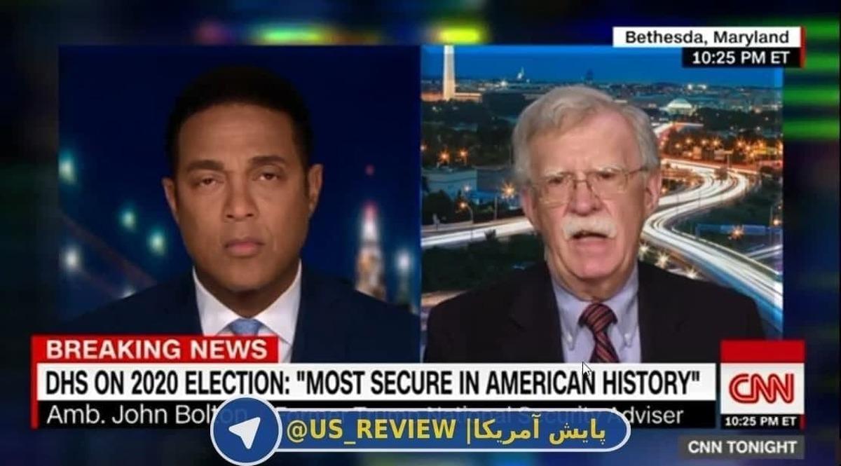 انتقاد جان بولتون از همراهی جمهوریخواهان با ترامپ