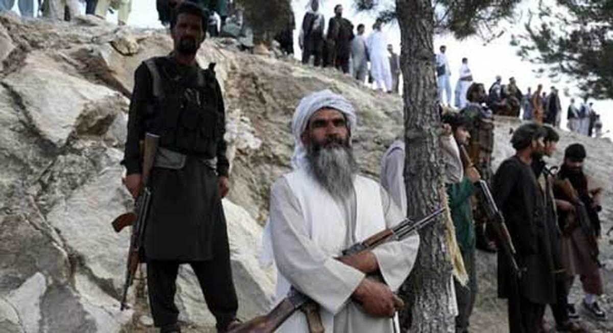 افزایش تسلط طالبان بر خاک افغانستان