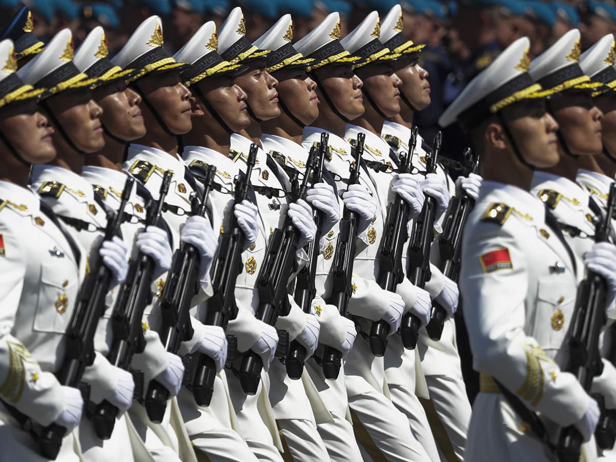 چین در فکر ایجاد پایگاه نظامی در امارات