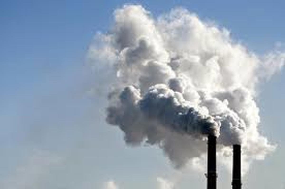 گازهای گلخانه |   سقوط میزان انتشار گازهای گلخانه ای سقوط کرد