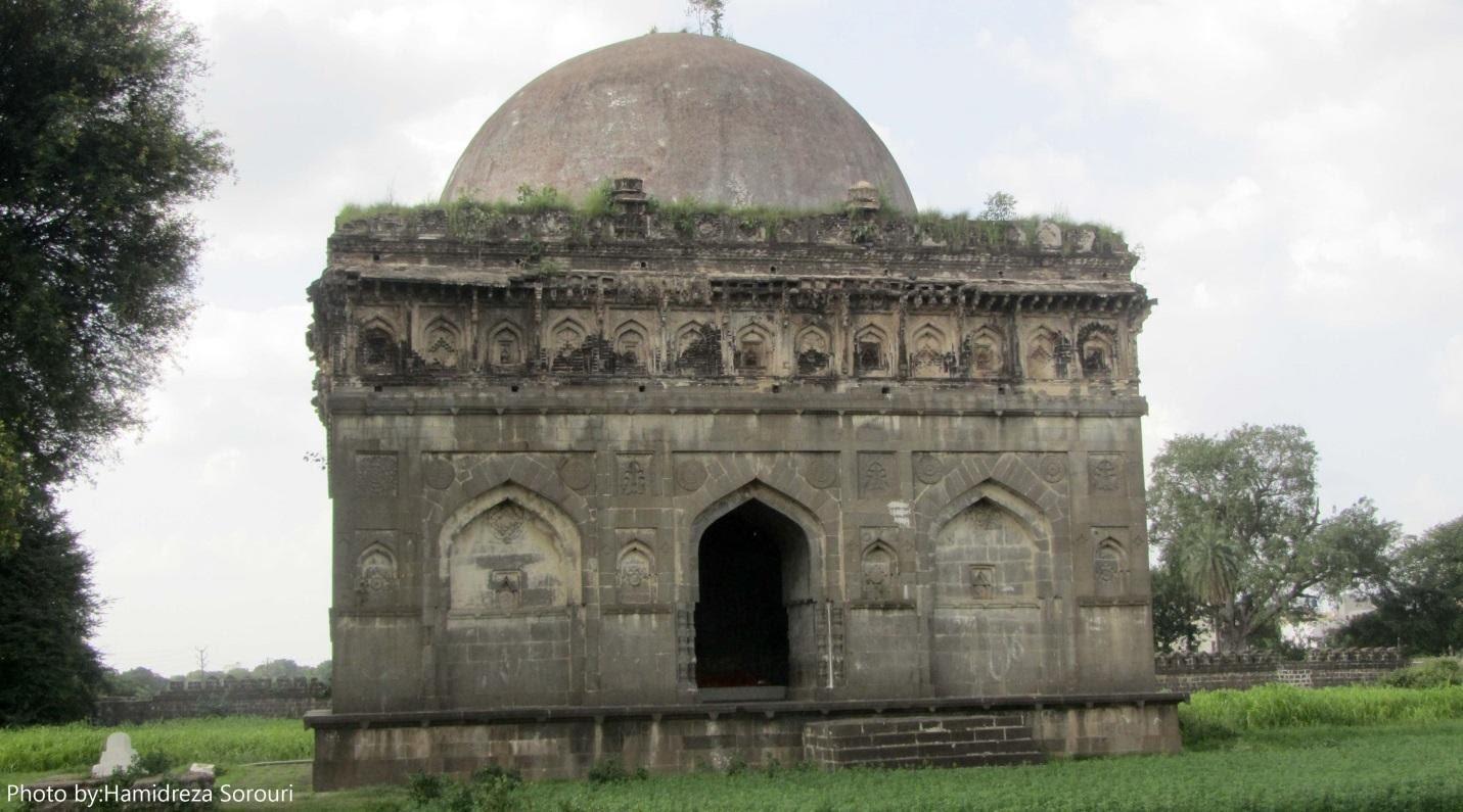 معماری و میراث ایرانی در هندوستان