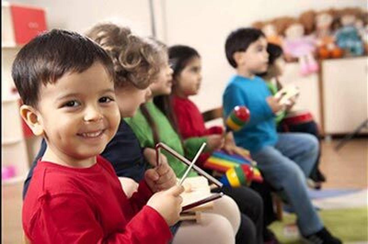 آموزش موسیقی توجه و حافظه کودکان را تقویت میکند