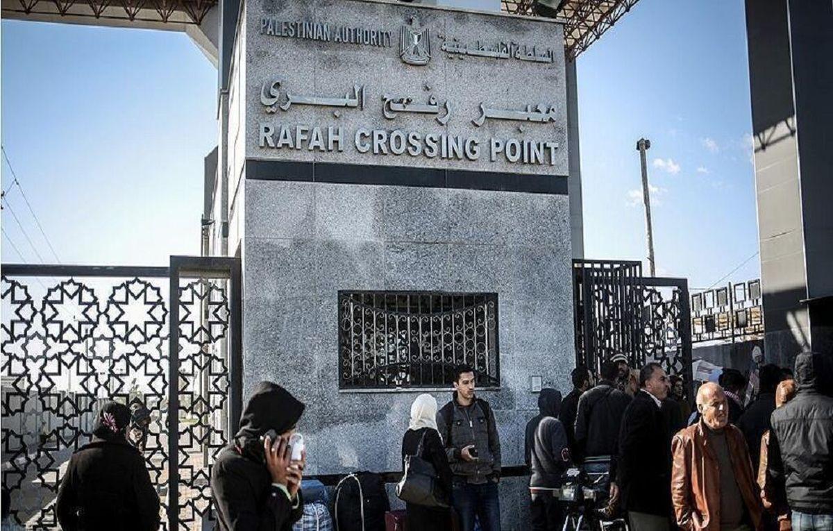 گذرگاه مصری تا اطلاع ثانوی باز است