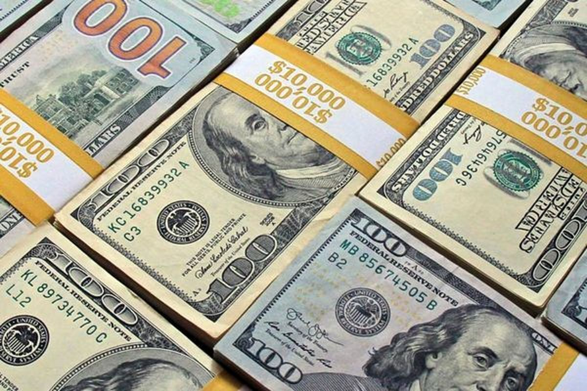قیمت دلار پایین آمد