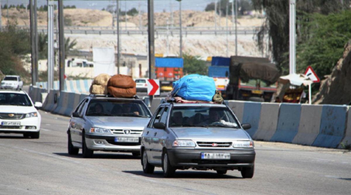استاندار تهران : از انجام سفر حتی به مناطق سفید پرهیز شود