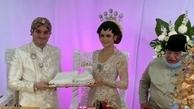 10 هزار مهمان خودروسوار در مراسم عروسی پسر وزیر سابق مالزی