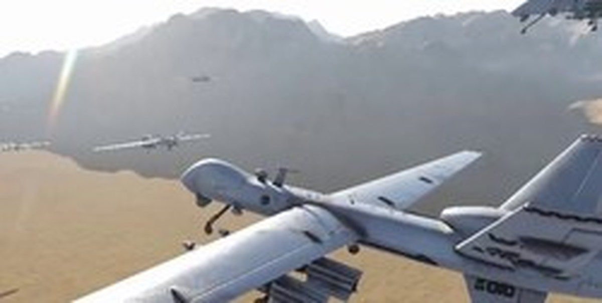 یمن به فرودگاه «ابها» در عربستان حمله کرد