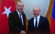 گفتوگوی تلفنی پوتین و اردوغان با محور لیبی و سوریه