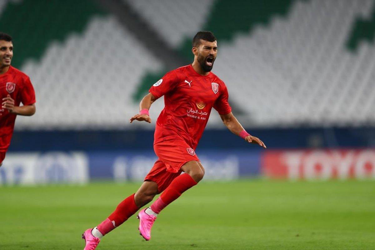 رامین رضاییان  |  بازیکن ایرانی راهی تیم السیلیه قطر شد