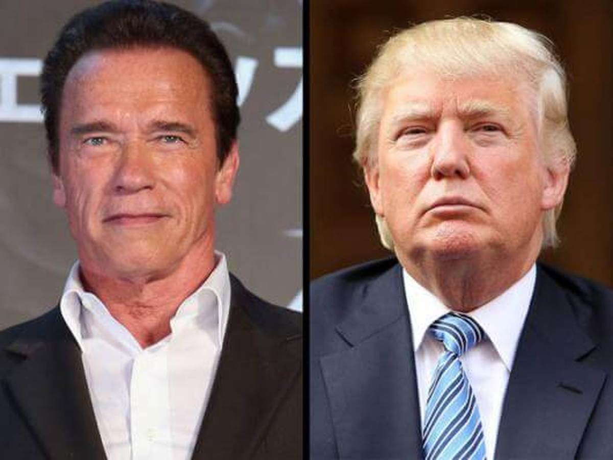 آرنولد شوارتزنگر خطاب به ترامپ: نفرت دو طرف ندارد