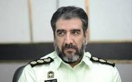 فرمانده انتظامی البرز: کرج آرام است/ شناسایی تعداد زیادی از اغتشاشگران
