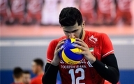 اسفندیار ارزشمندترین بازیکن والیبال قهرمانی جوانان جهان