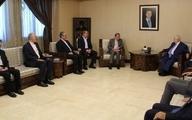 دیدار دستیار ارشد وزیر امور خارجه ایران با رئیس جمهور و وزیر خارجه سوریه