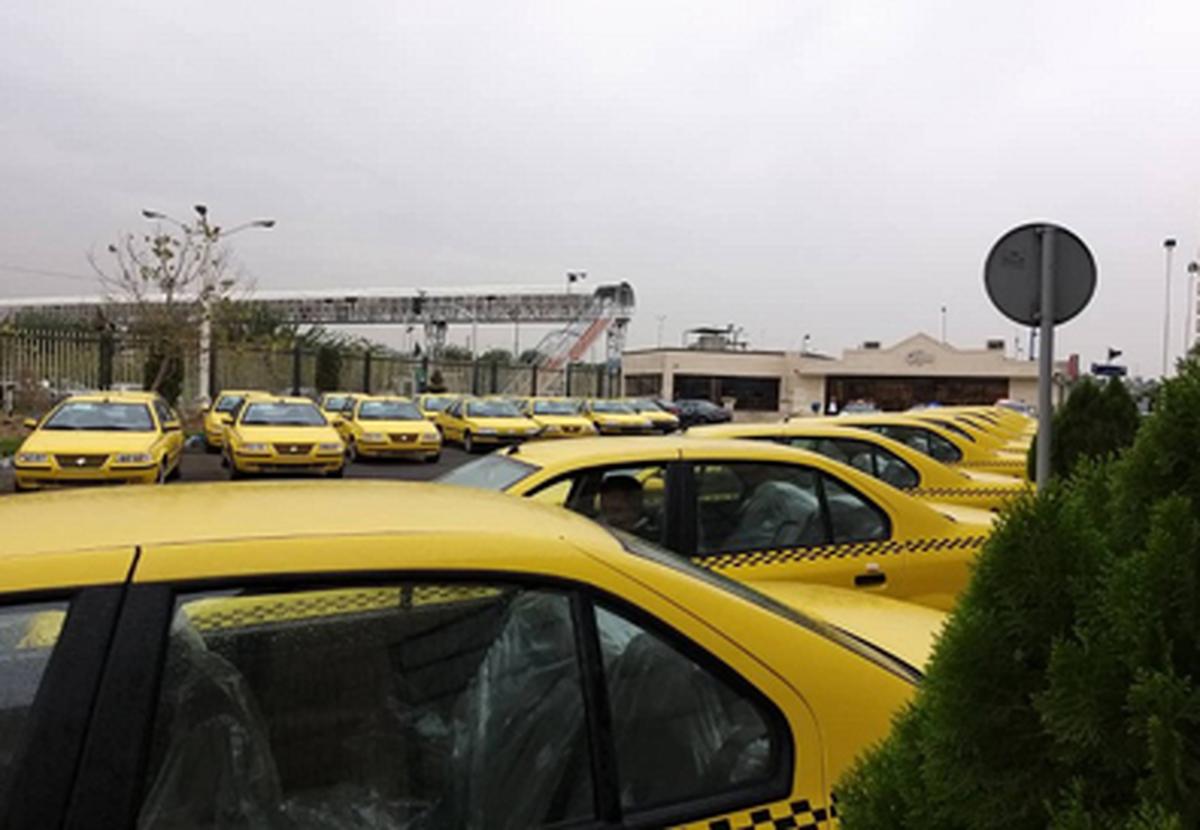 طرح نوسازی 10 هزار تاكسی فرسوده با محصولات ایران خودرو آغاز شد