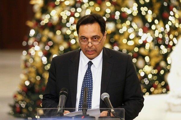 نخست وزیر لبنان ، بر مجازات مسئولان حادثه انفجار بیروت تاکید کرد.