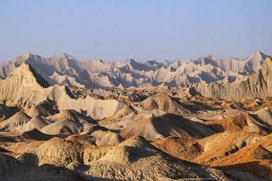 کوههای مریخی ایران ثبت جهانی می شوند