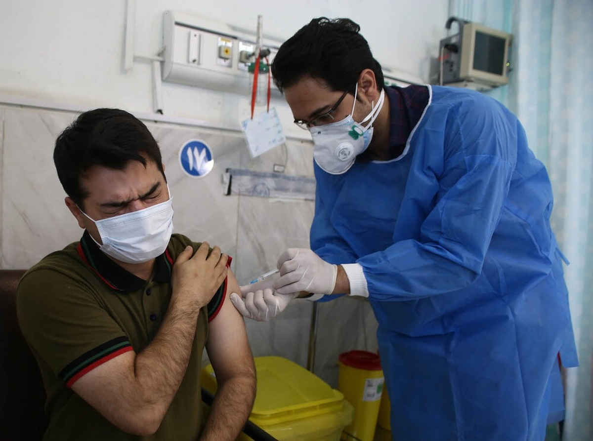 واکسن کرونا  |  تاکنون 2 میلیون دوز واکسن کرونا وارد کشور شده