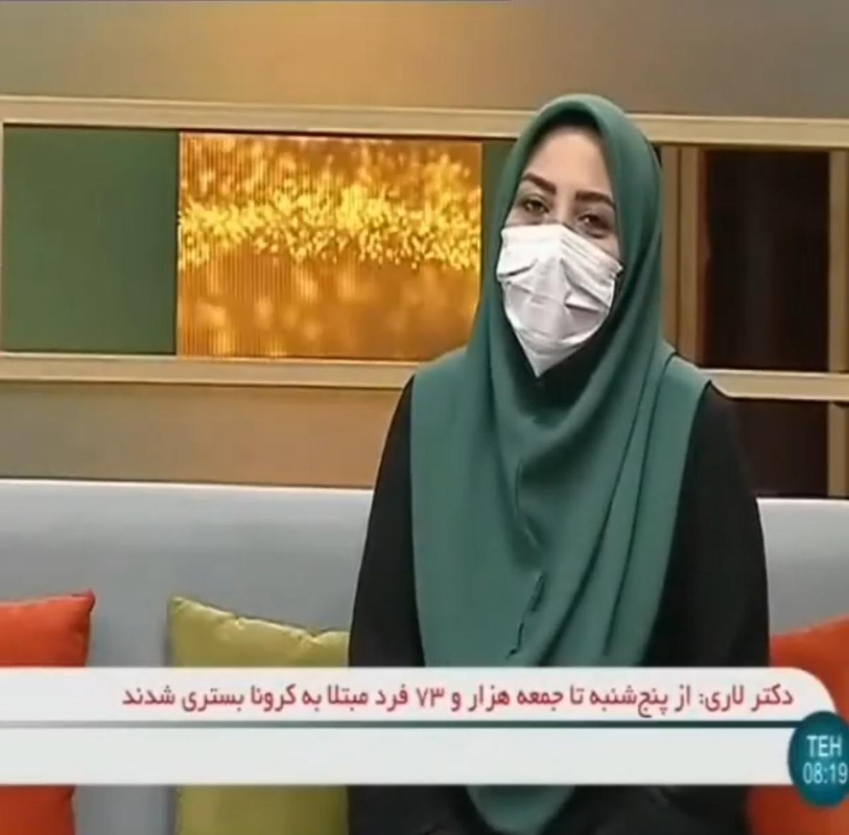 کنایه مجری شبکه خبر به روحانی؛ + ویدئو