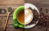 چای سبز یا قهوه؛ کدام یک بهتر است؟