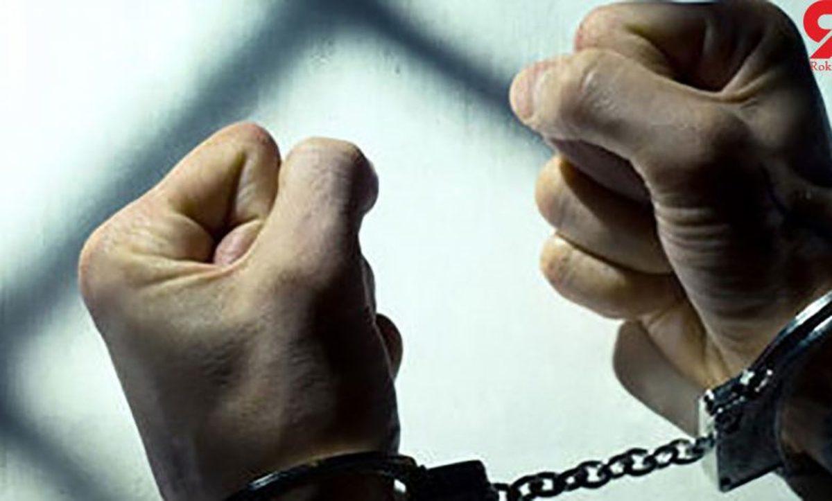 متهمان |  اعضای باند خرید و فروش سلاح در گلستان دستگیرشدند