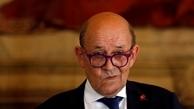 ادعای وزیر خارجه فرانسه: ایران به وضوح در حال ایجاد ظرفیت تسلیحات هسته ای است.